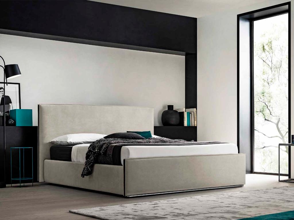 camas tapizadas
