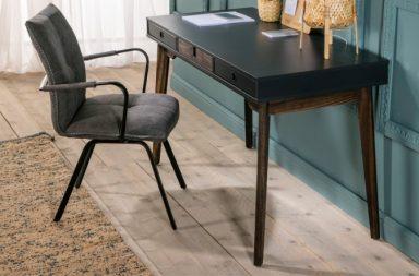 Mesas modernas despacho en casa