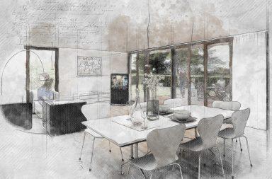 Proyecto de diseño de interiores Las Rozas
