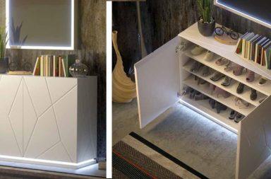 tienda de muebles de diseño en Madrid - Zapateros de diseño