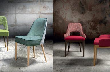 Sillas de comedor - muebles de salón de diseño - Stylohome
